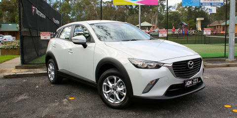2015-17 Mazda CX-3 Diesel recalled