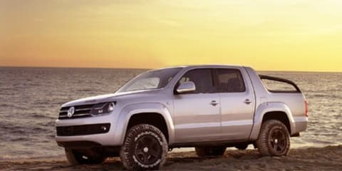 Volkswagen Amarok will be official support vehicle for Dakar Rally
