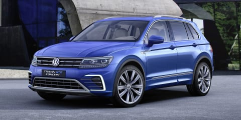 Volkswagen Tiguan R hot SUV not happening