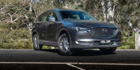 2018 Mazda CX-8 Sport FWD review