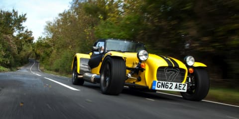 Caterham 7 Supersport R goes one better