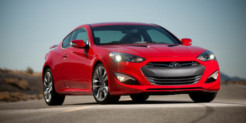 Hyundai Genesis Coupe axed, C-Class competitor confirmed for Australia
