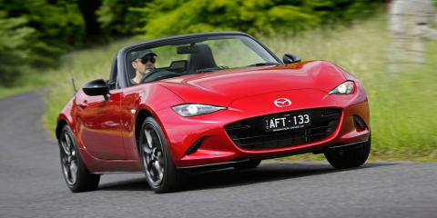 Mazda MX-5 takes top prize at Good Design Australia awards