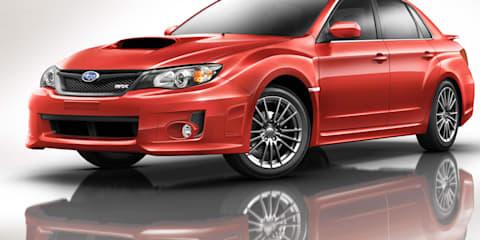 2011 Subaru Impreza WRX details