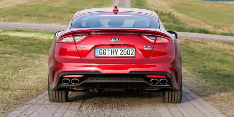 Kia Stinger to fix exhaust note with bi-modal exhaust system