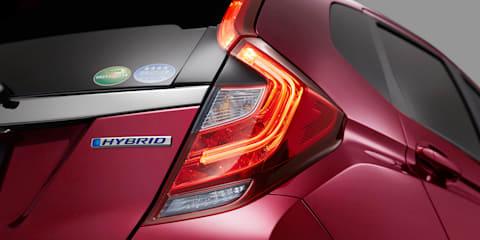 2018 Honda Jazz facelift unveiled in Japan