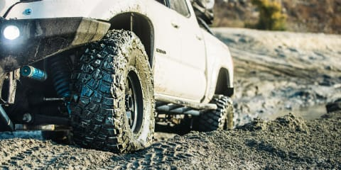 4x4 Driving Tips: Choosing the right tyre pressures