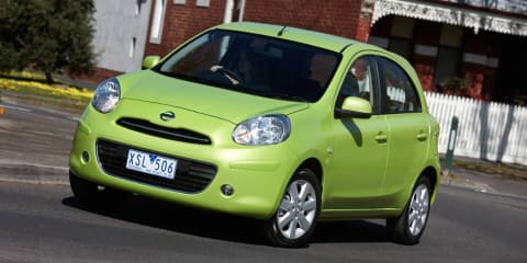 2011 Nissan Micra unveiled