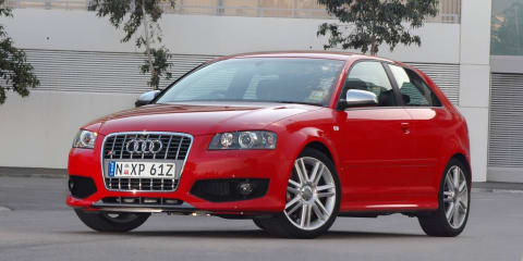 2009 Audi S3 gets S tronic Gearbox