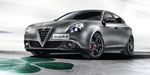 2015 Alfa Romeo Giulietta QV : Pricing and specifications - UPDATE