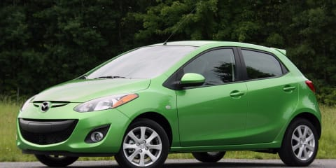 2011 Mazda2 to get SKYACTIV high compression technology