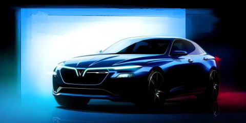VinFast: Vietnamese automaker to debut first models in Paris