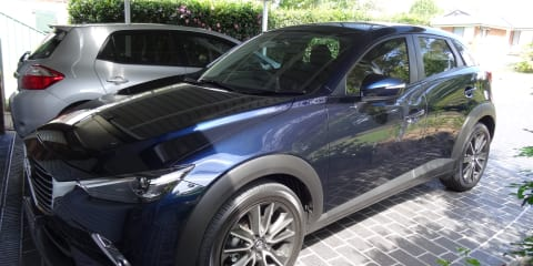 2015 Mazda CX-3 S Touring (FWD) Review