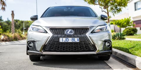 2020 Lexus CT to offer EV option to tackle Model 3 - report