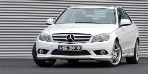 2006-2008 Mercedes-Benz C-Class recalled over parts corrosion