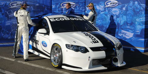 Ford completes successful shakedown with FPR Car of the Future