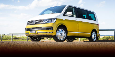 2018 Volkswagen Multivan Kombi 70 review