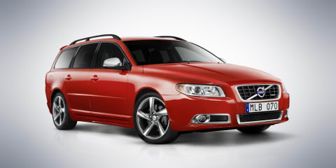 Volvo Cars UK updates V70 R-Design, S80 Executive, no changes for Australia