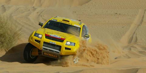 OSCar eO electric vehicle to take on 2012 Dakar Rally