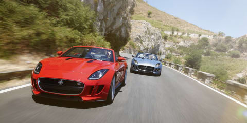 Jaguar F-Type: expansion plans to mirror 911 philosophy