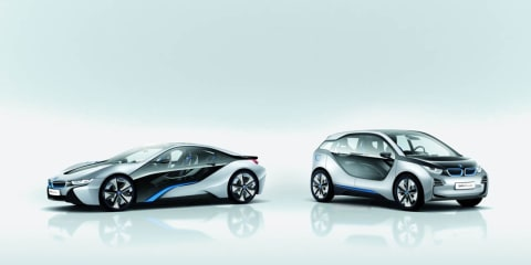 BMW i4, i5 next to join the BMW i family: report