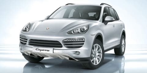 Porsche Cayenne new model pricing announced