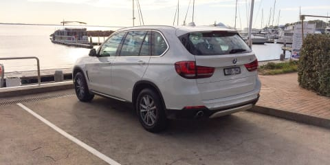 BMW X5 :: week with Review