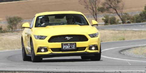 2016 Ford Mustang Review: EcoBoost coupe quick drive