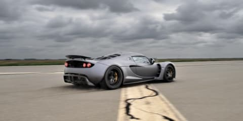 Hennessey Venom GT: world's fastest production car clocks over 427km/h