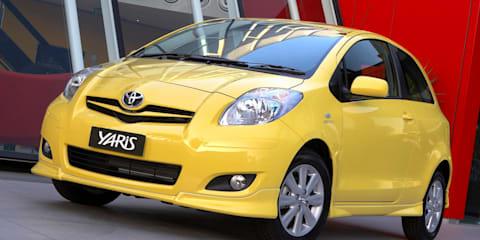 Toyota Australia recalls 300,000 cars