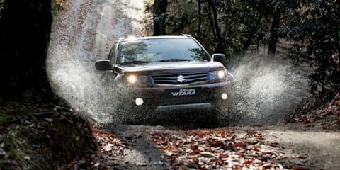 Suzuki Grand Vitara line-up reduced as part of 2015 update