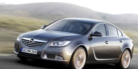 Opel crossover, luxury flagship, sports car under consideration