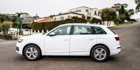 2018 Audi Q7 e-tron review
