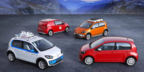 Volkswagen Up! family set to grow at Geneva
