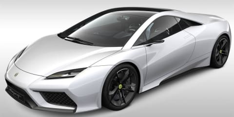 Lotus Esprit ready to roll, still waiting on production green light
