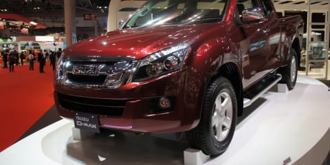 Isuzu: New Cars 2012