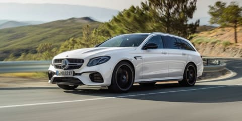 2017 Mercedes-AMG E63 Estate revealed for Geneva show