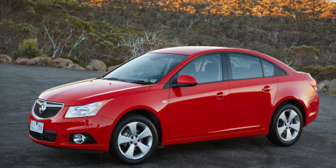 2013 HOLDEN CRUZE EQUIPE Review