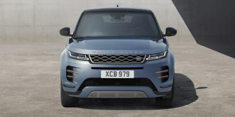 2020 Range Rover Evoque pricing and specs