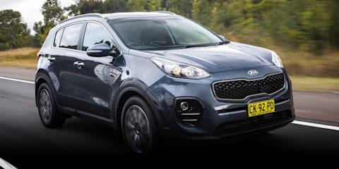 2018 Kia Sportage review: SLi diesel