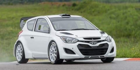 Hyundai WRC targeting young male buyers; performance models likely