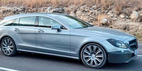 Mercedes-Benz CLA station wagon for 2015