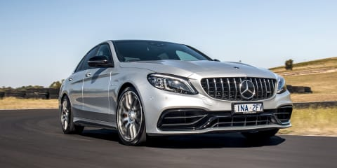 2019 Mercedes-AMG C63S review