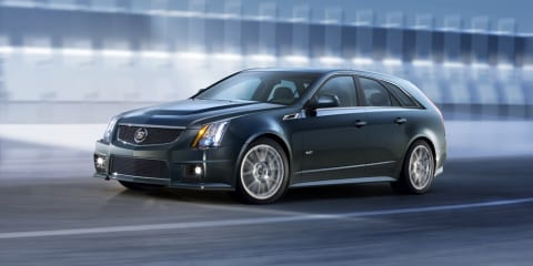 2011 Cadillac CTS-V Sport Wagon first details