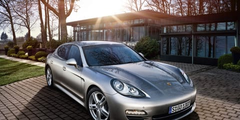 2010 Porsche Panamera Review