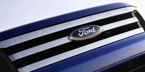 2011 Ford Ranger to debut at Sydney Motor Show