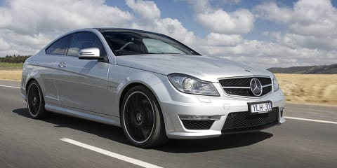 Mercedes-Benz C 63 AMG Coupe arrives