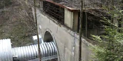 Video: Laurel Hill Tunnel used as test facility