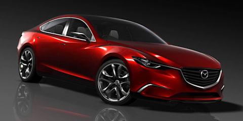 Mazda TAKERI concept hints at new Mazda6