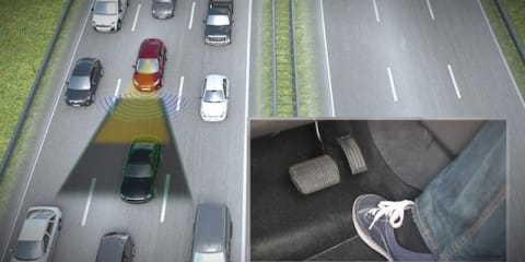 Ford traffic jam assist set to join new vehicle technologies